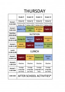 schedule-by-days